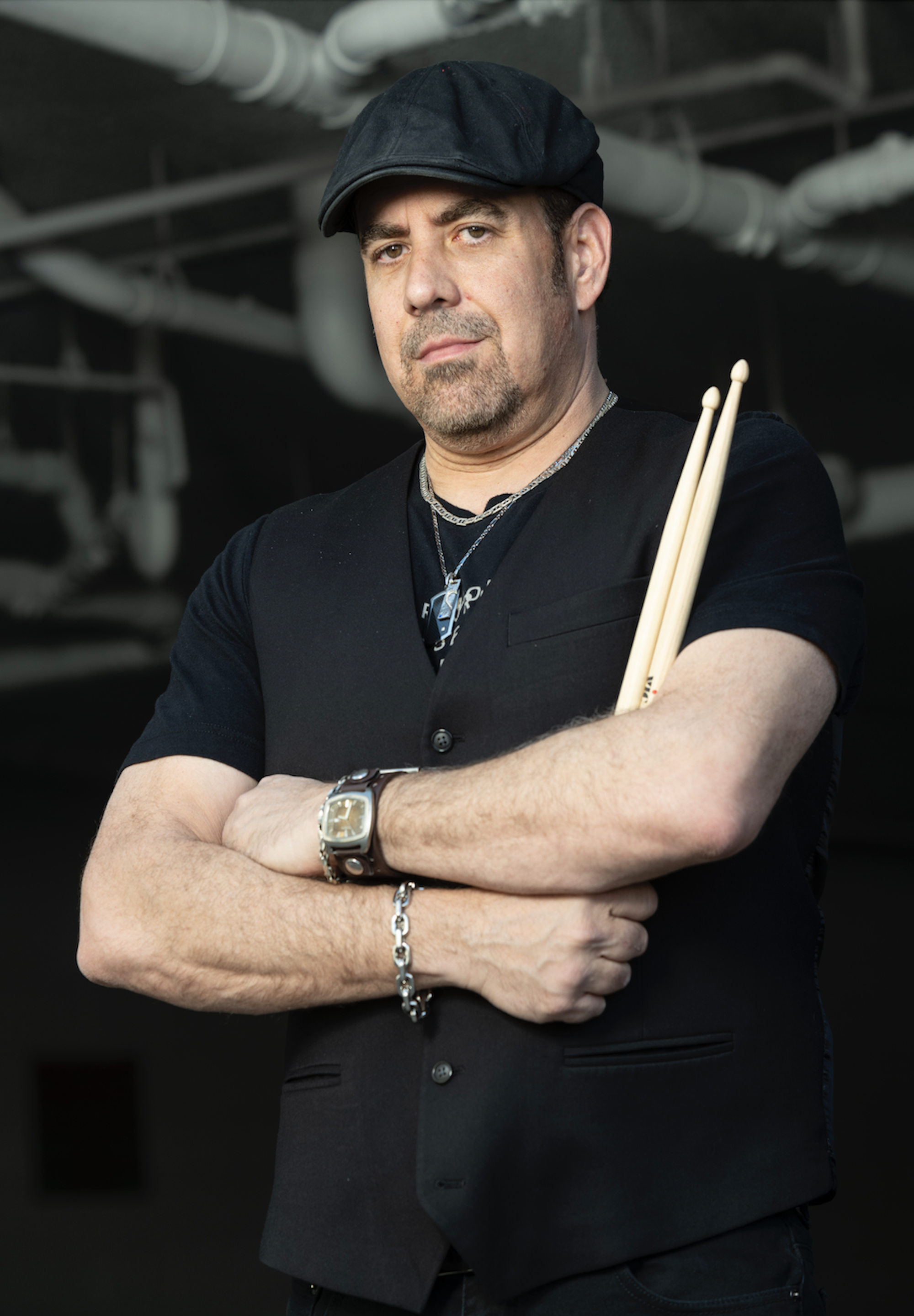 Jack Roth Drummer The Wedge Brothers