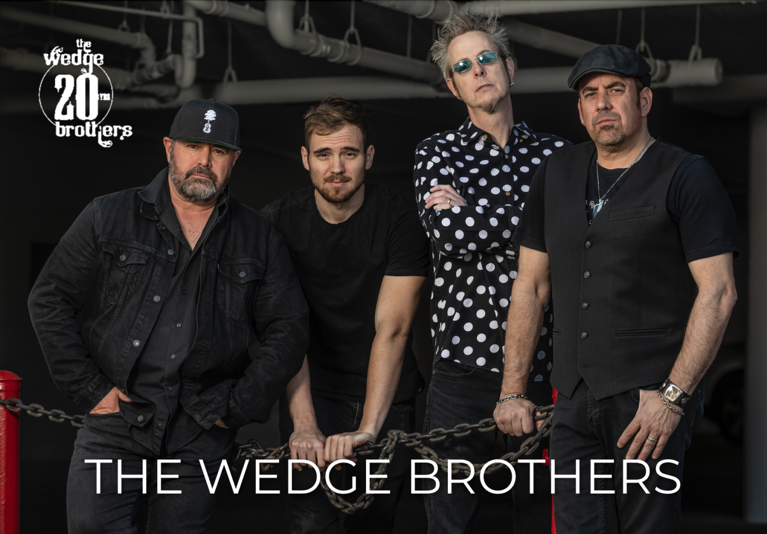 The Wedge Brothers Classic Rock Band in Las Vegas, Profile Picture