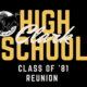 Clark High School 1981 Reunion Party