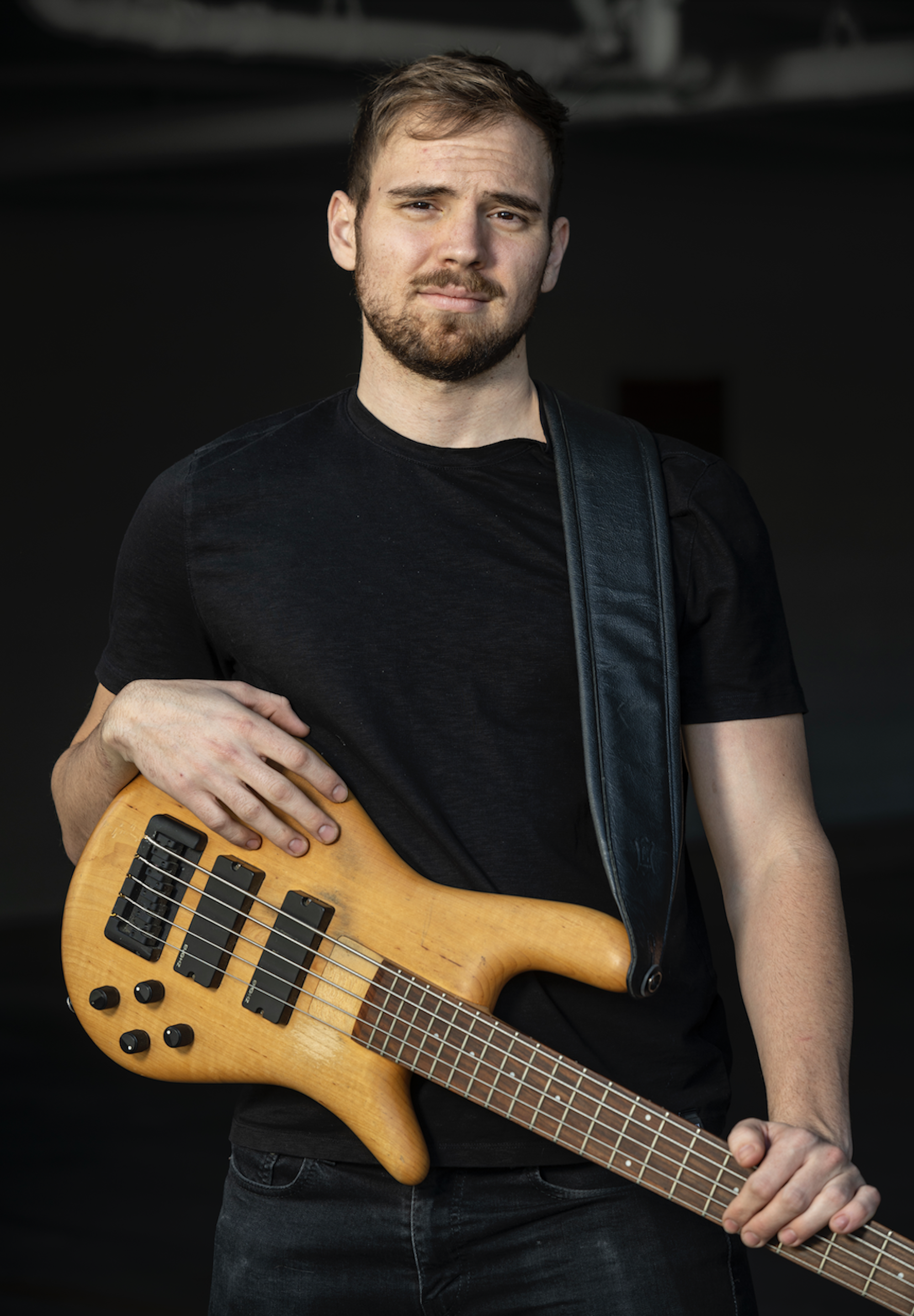 Alex Preus Bass Guitar The Wedge Brothers